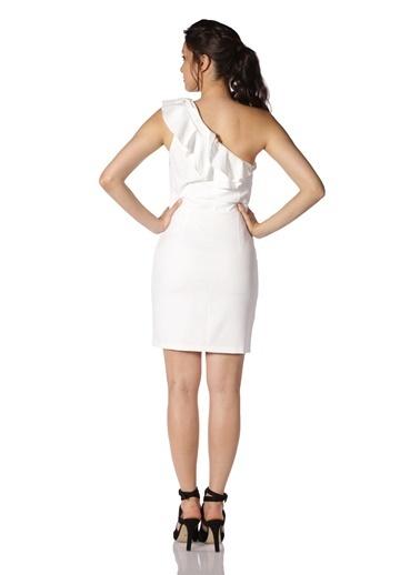 6ixty8ight Elbise Beyaz
